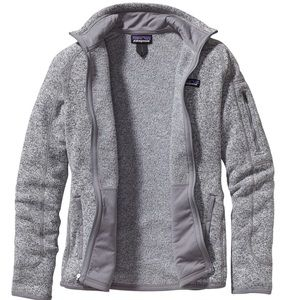 Patagonia Jackets & Coats - Patagonia Better Sweater Jacket Size XS Birch Wht